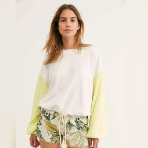 Free People Wilson Pullover